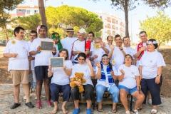Sessão Fotográfica aos utentes deficientes do Lar de S. Vicente na Santa Casa da Misericórdia de Albufeira