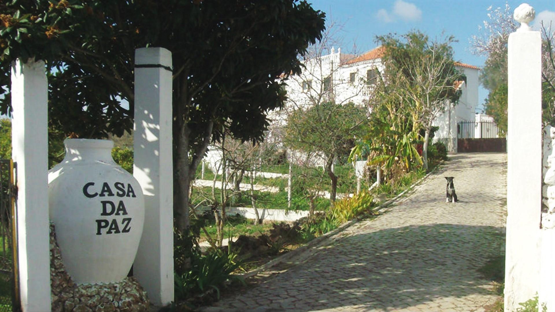 Unidade de vida apoiada casa da paz santa casa da - Casa paz logrono ...